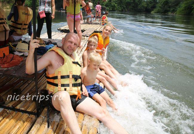 Река Квай – Экскурсия из Паттйи. Фото отзыв
