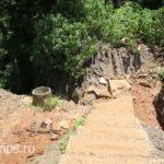 Дорога к Слоновьему водопаду