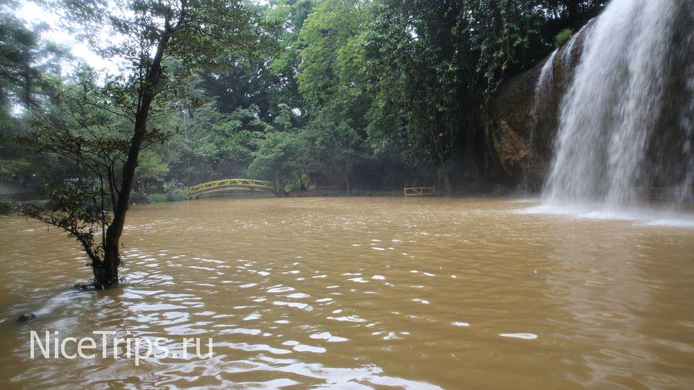 Водопад Prenn