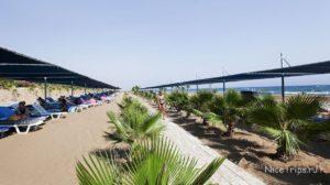 Песчаные и галечные пляжи Турции в одном обзоре с фото и видео
