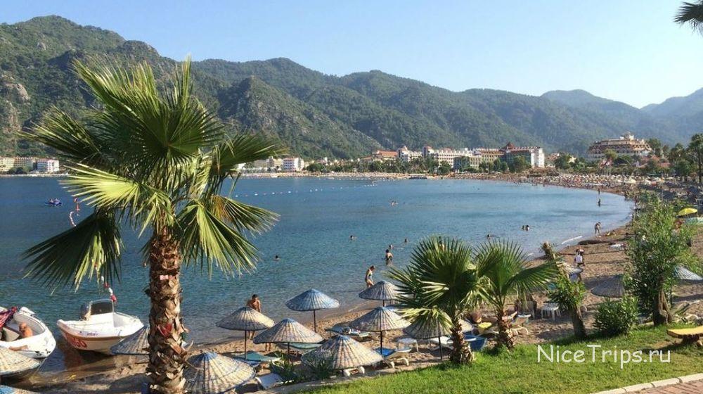 Песчаные пляжи и лучшие отели Турции 5* на этих пляжах