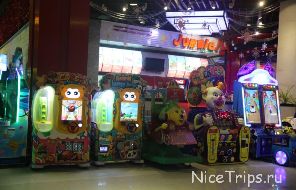 игровые автоматы в Asia Park