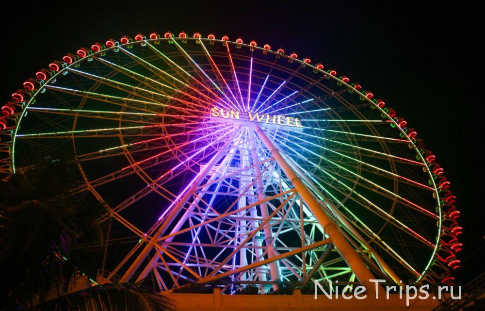 Sun Wheel Дананг