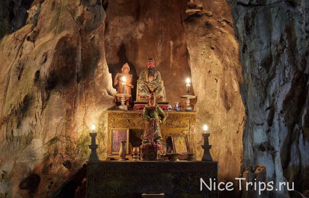 Пещера HOA NGHIEM