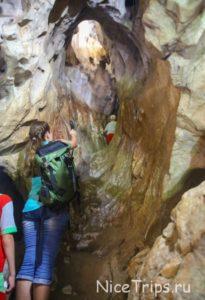 Пещера VAN THONG