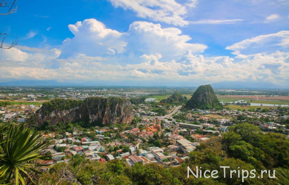 Обзорная точка DINH THUONG THAI