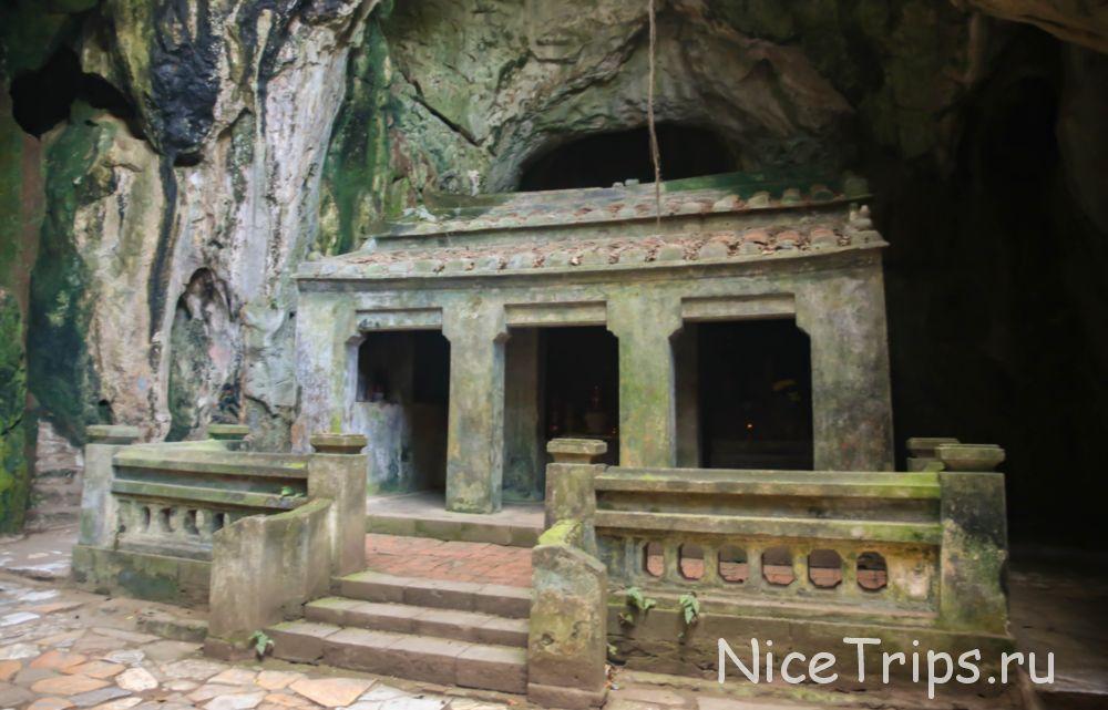 Пещера TANG CHON