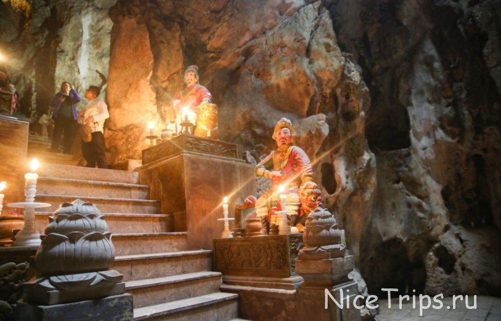 пещера HUYEN KHONG