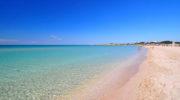 Песчаные пляжи Крыма с чистым морем для отдыха с детьми