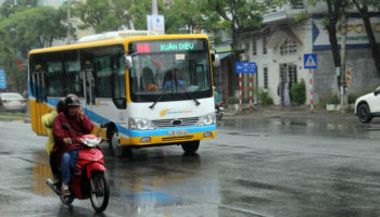 Городские автобусы Дананга. Полезные маршруты для туриста