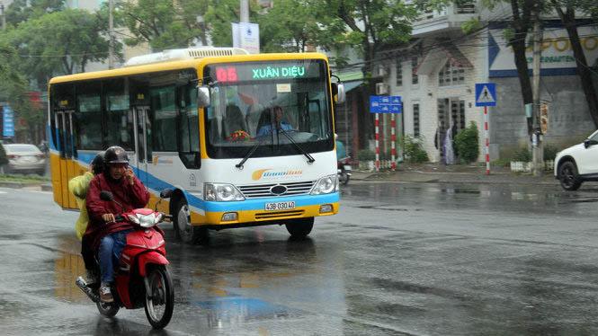 автобусы в Дананге