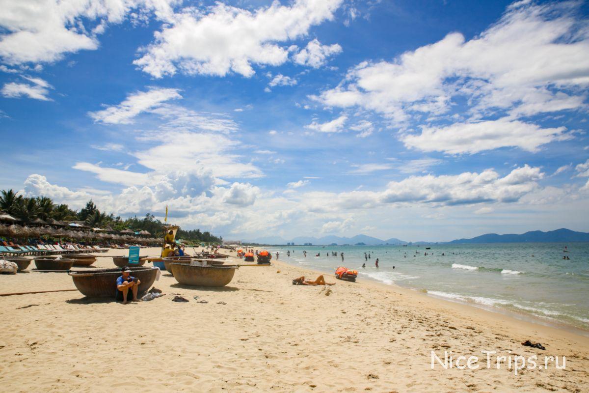 Пляж ХойАна