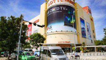 Куда ходить за покупками в Дананге — Лучшие торговые центры