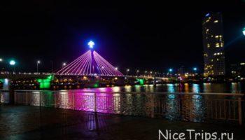 Дананг — город мостов! Или что посмотреть вечером в Дананге