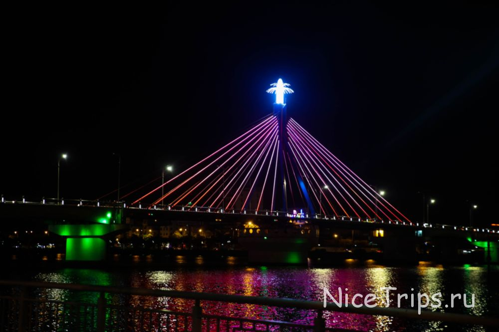 Мост Хань Ривер