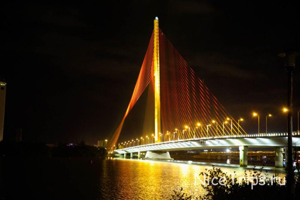 Мост Тран Тхи Лу