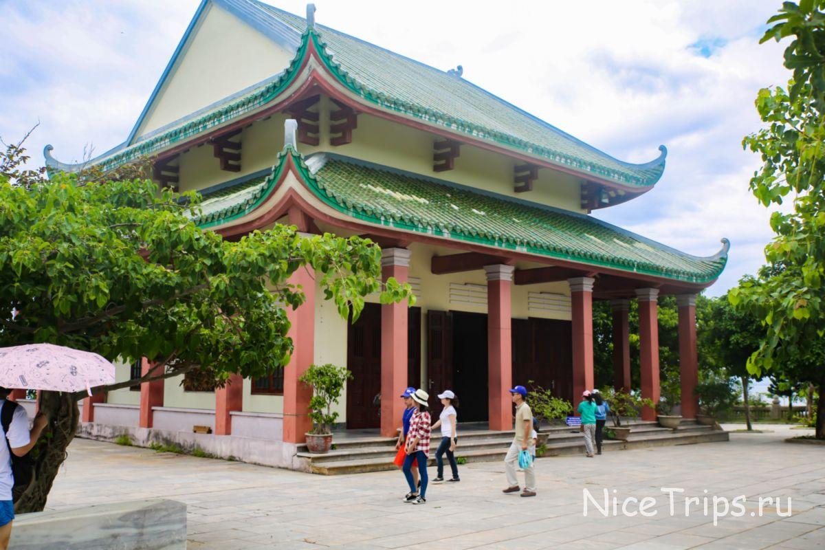 Пагода Линь Унг