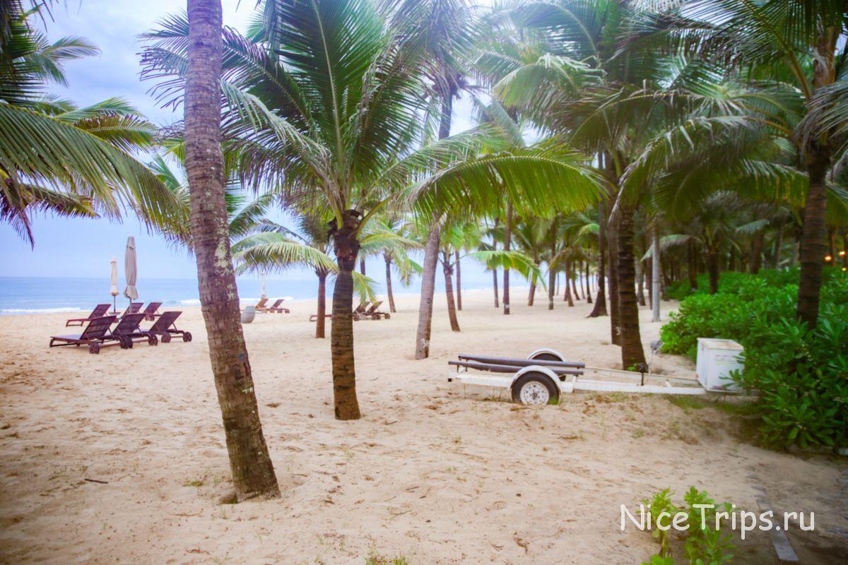 Пляж Дананга