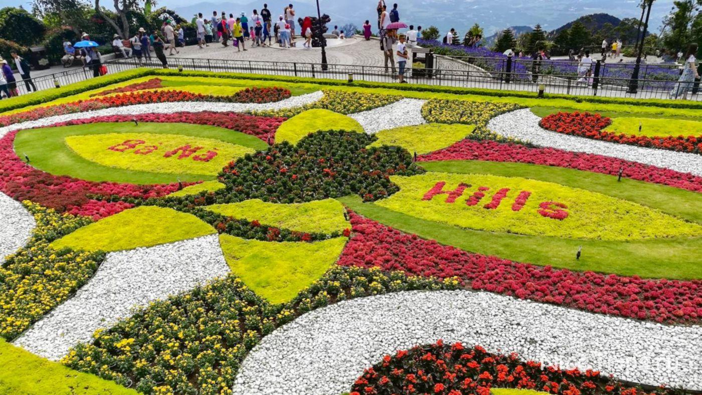 Сад любви на горе