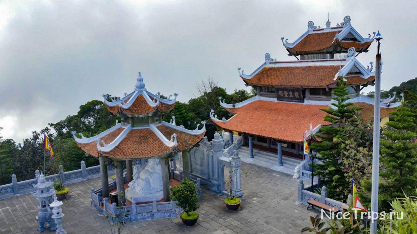 Linh Chua Linh Tu Temple