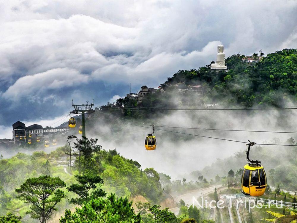 Ba Na Hills in Da Nang