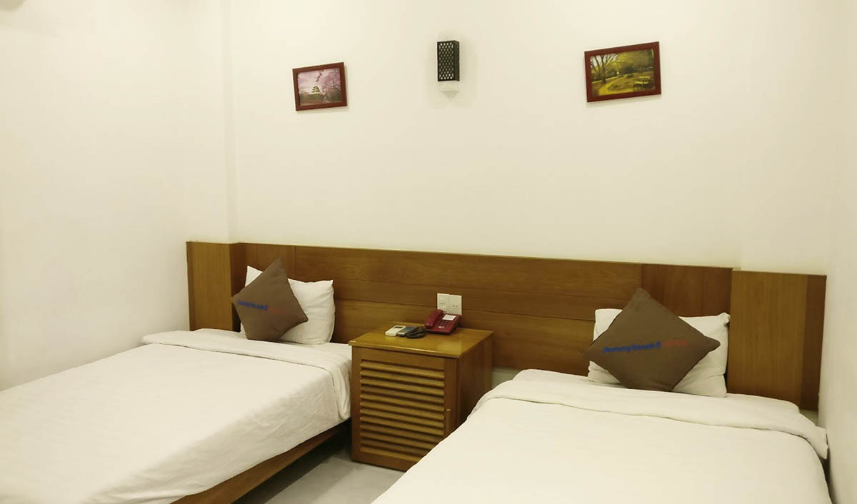 отель Da Nang Beach 2