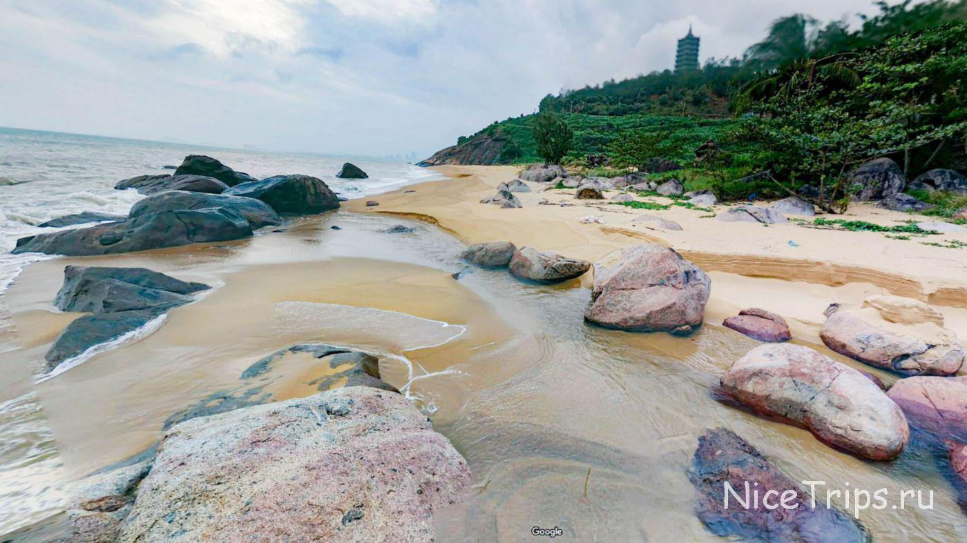 Пляж By But в Дананге