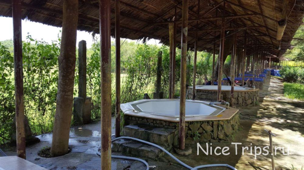Горячие источники Phuoc Nhon