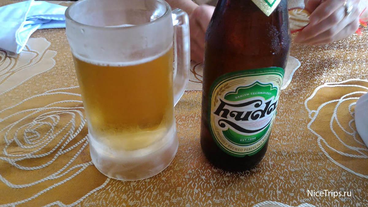 hudo вьетнамское пиво