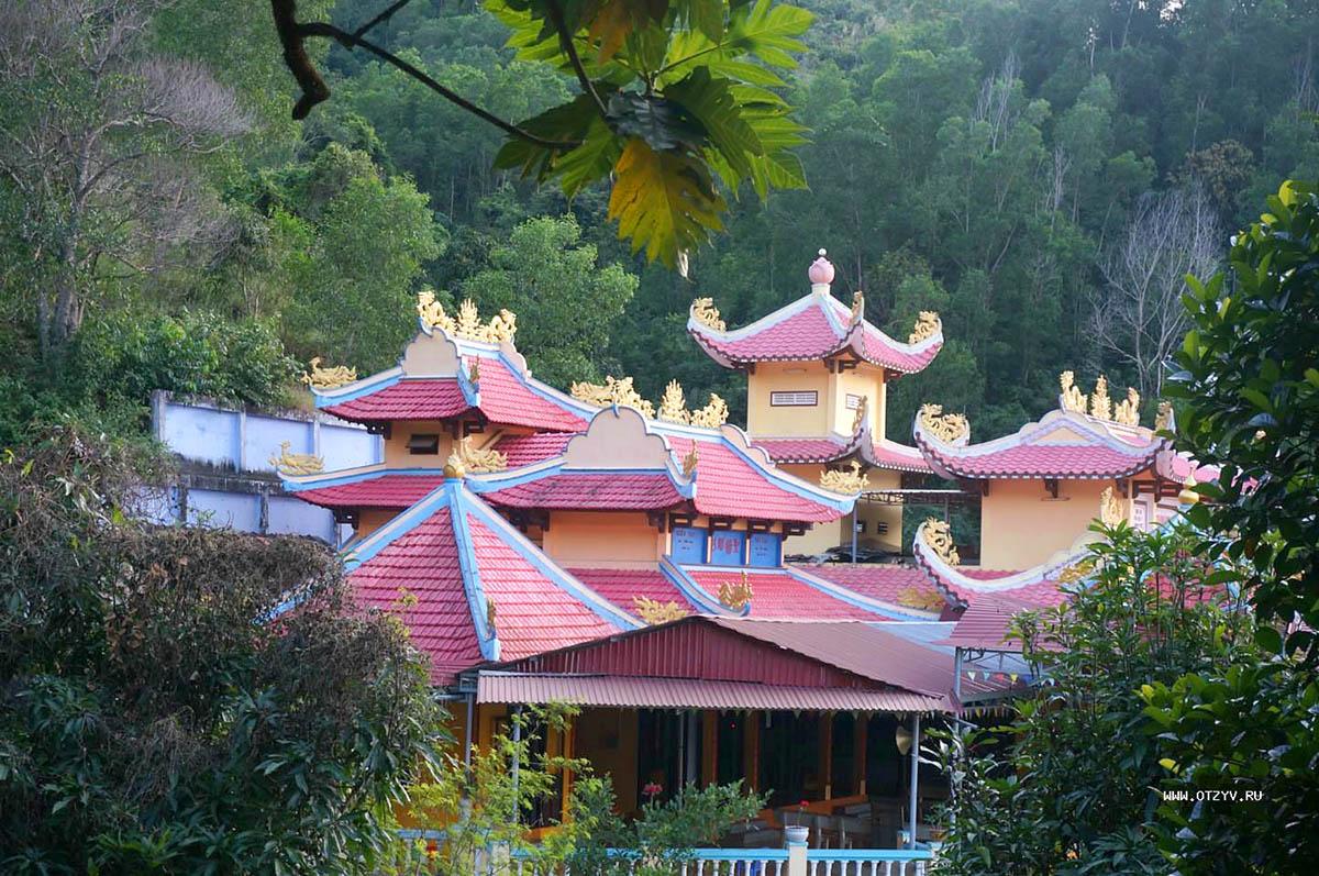 Пагода Suoi Do