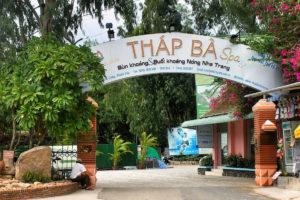 грязелечебница Тхаб-ба в Нячанге