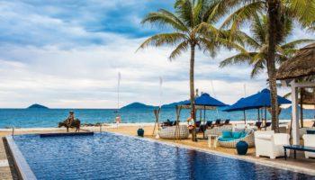 Отели Хойана с собственным пляжем