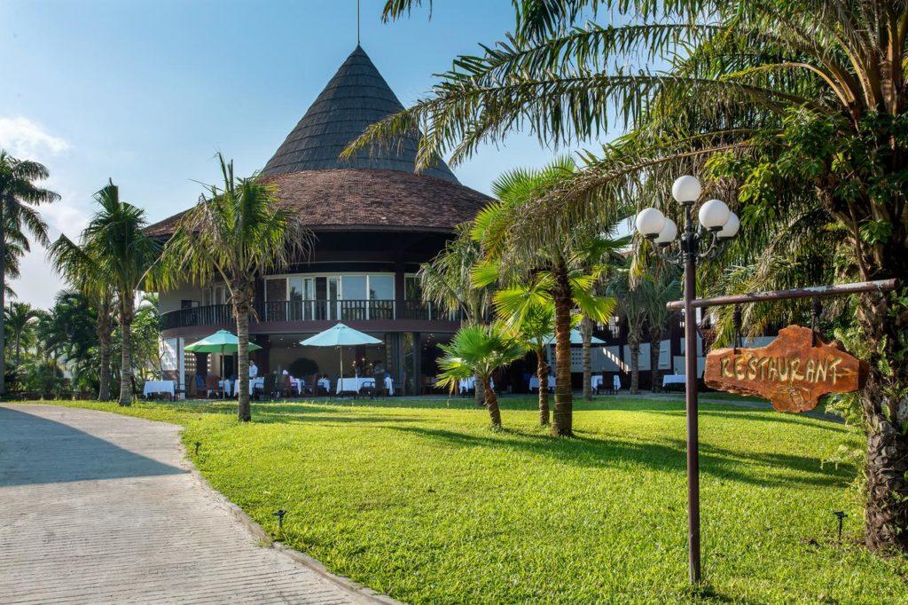 Tropical Beach Hoi An Resort