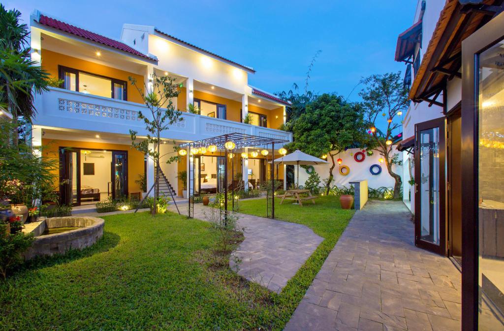 OHANA Garden Boutique Villa