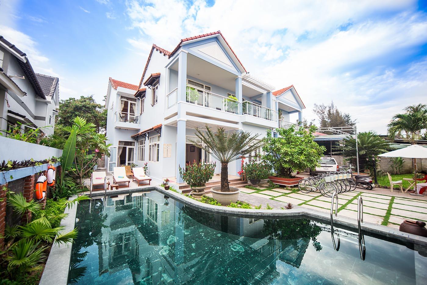 Vy Hoa Hoi An Villas