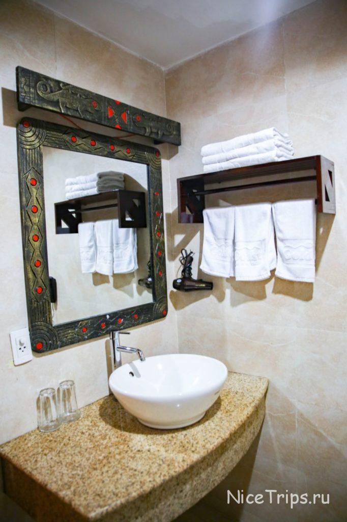 Ванная комната в отеле Gold Coast