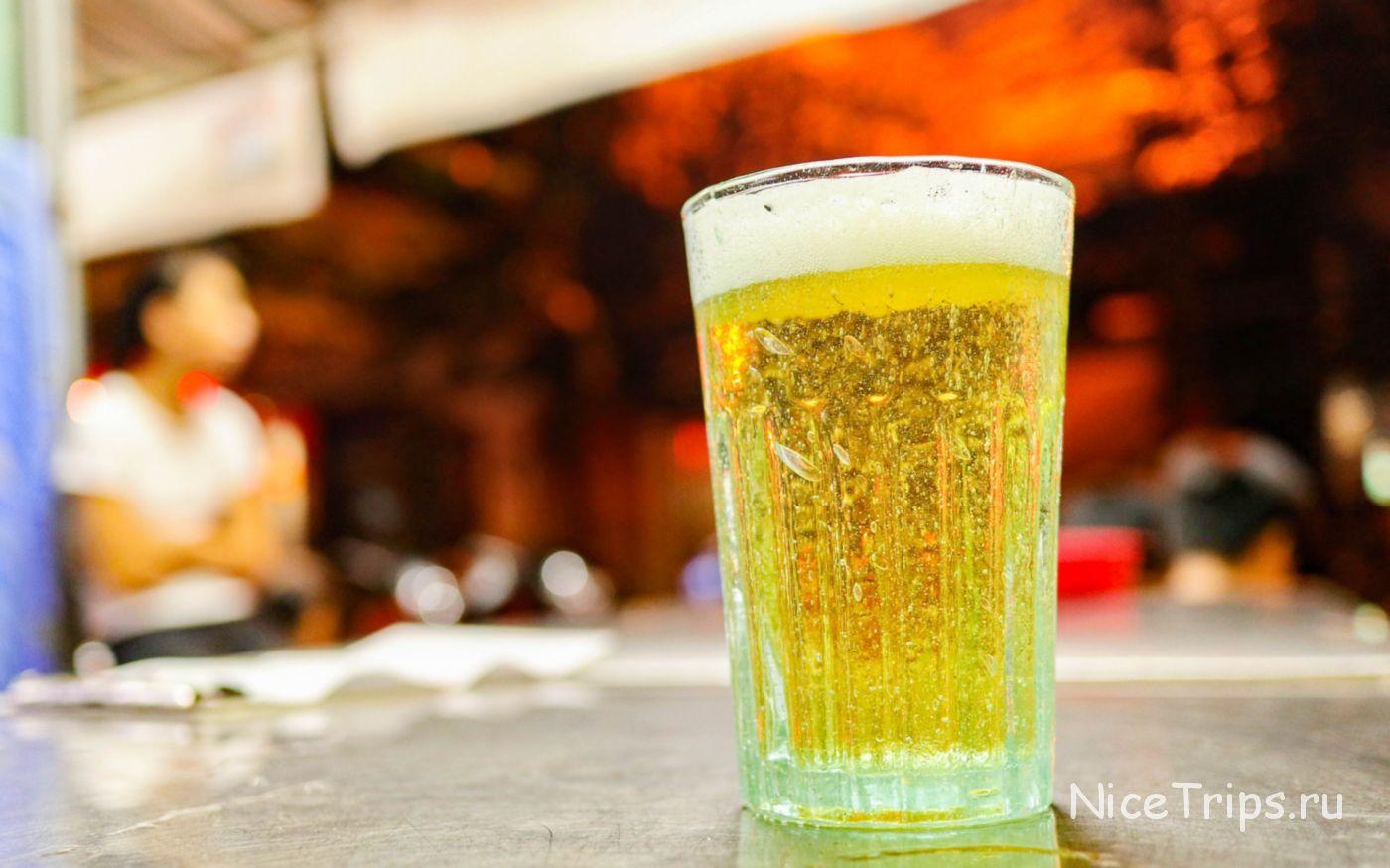 Bia Hoi - Разливное пиво