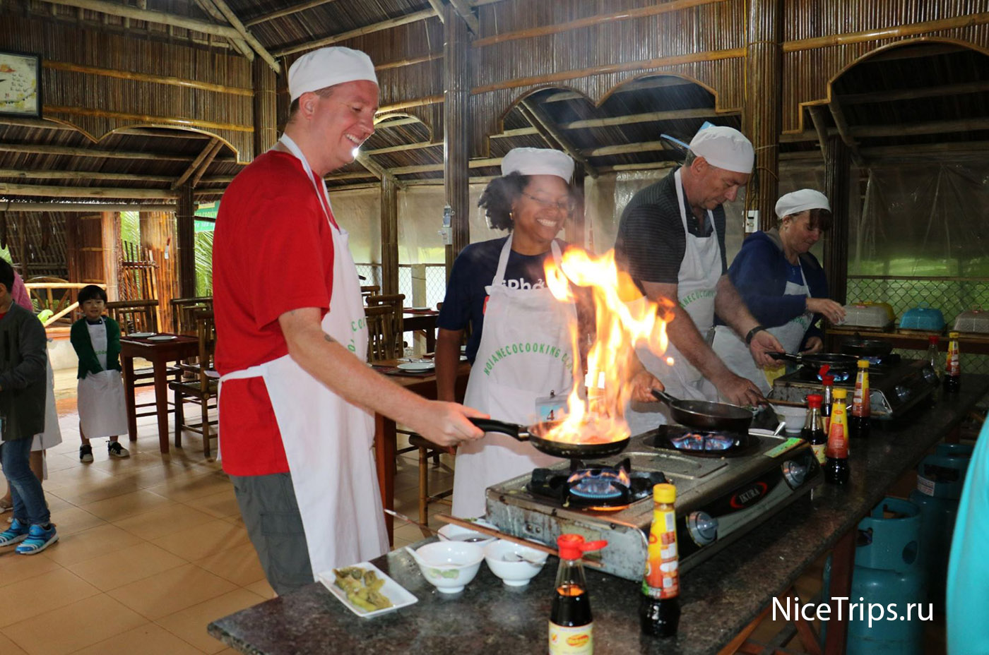 Кулинарный мастер класс в Хойане