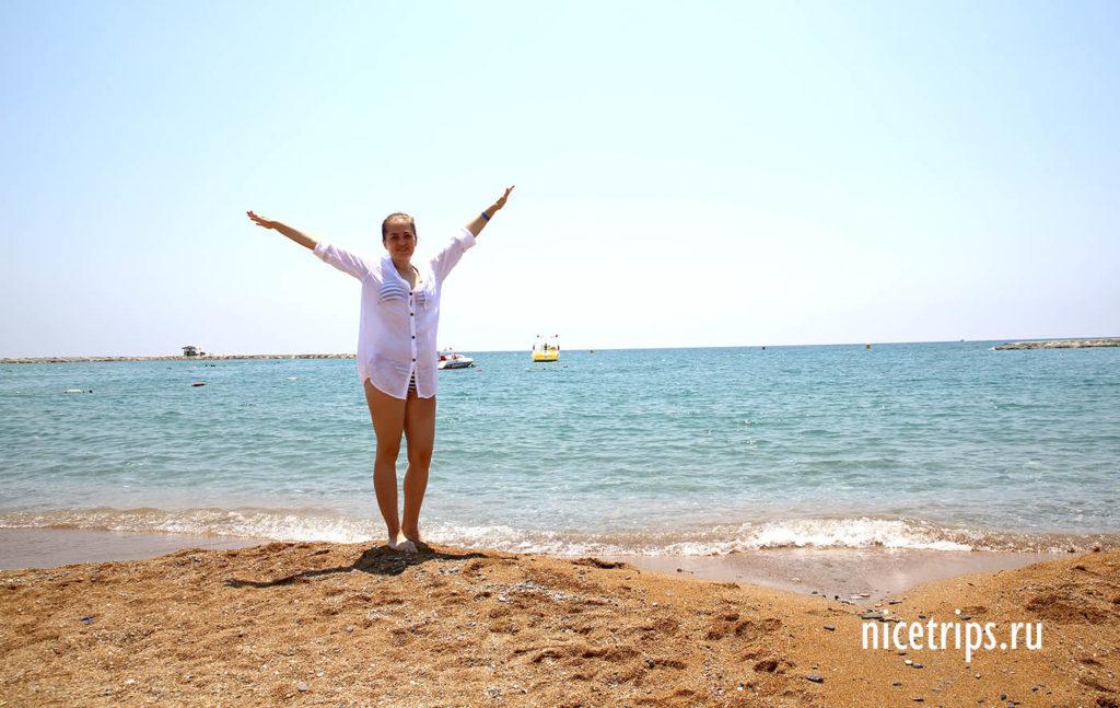 пляжный отдых в Турции в сентябре