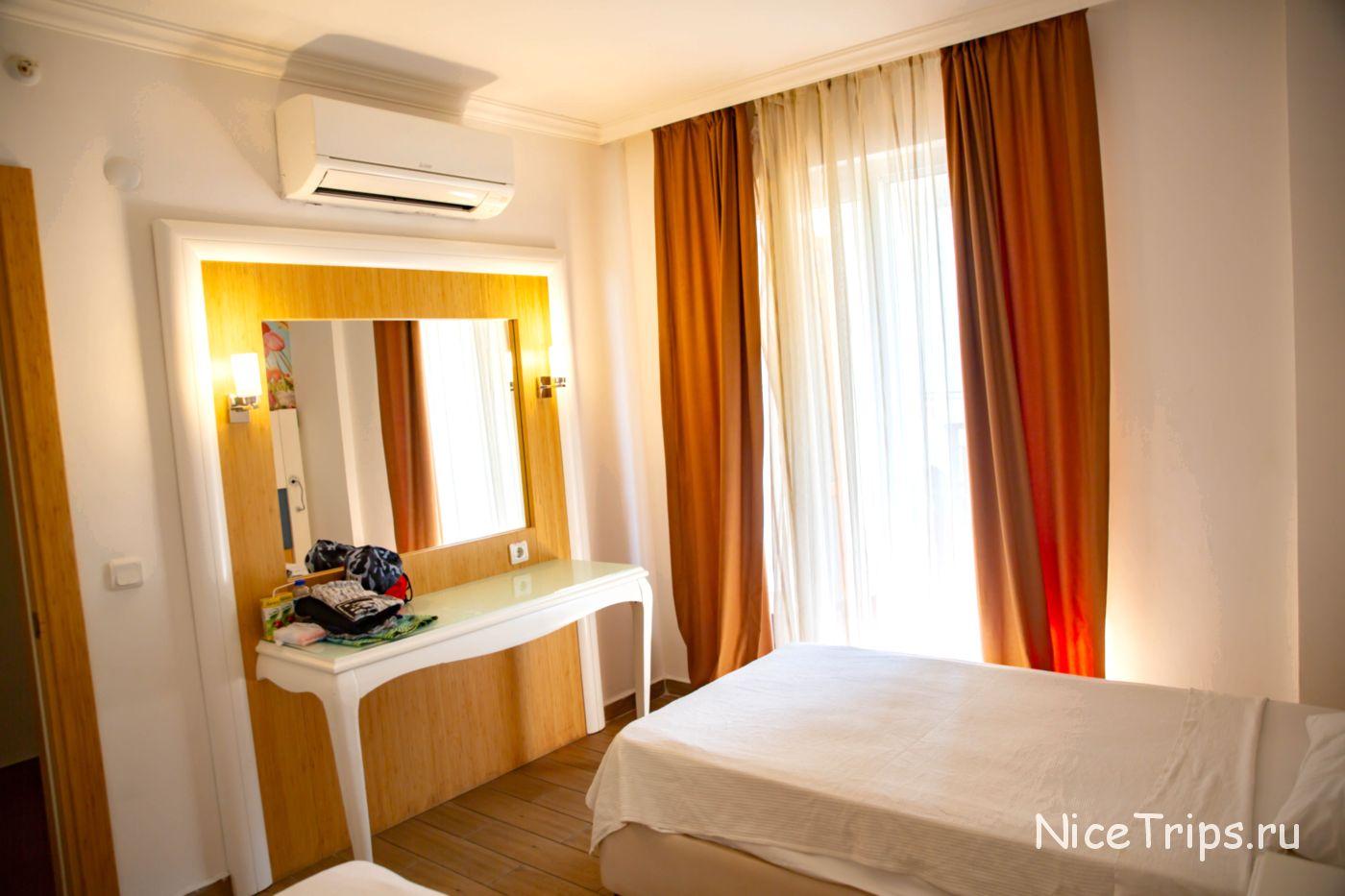Вторая спальня в номере