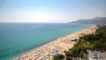 Отзыв о пляже Клеопатра – инфраструктура и как добраться из пригородов