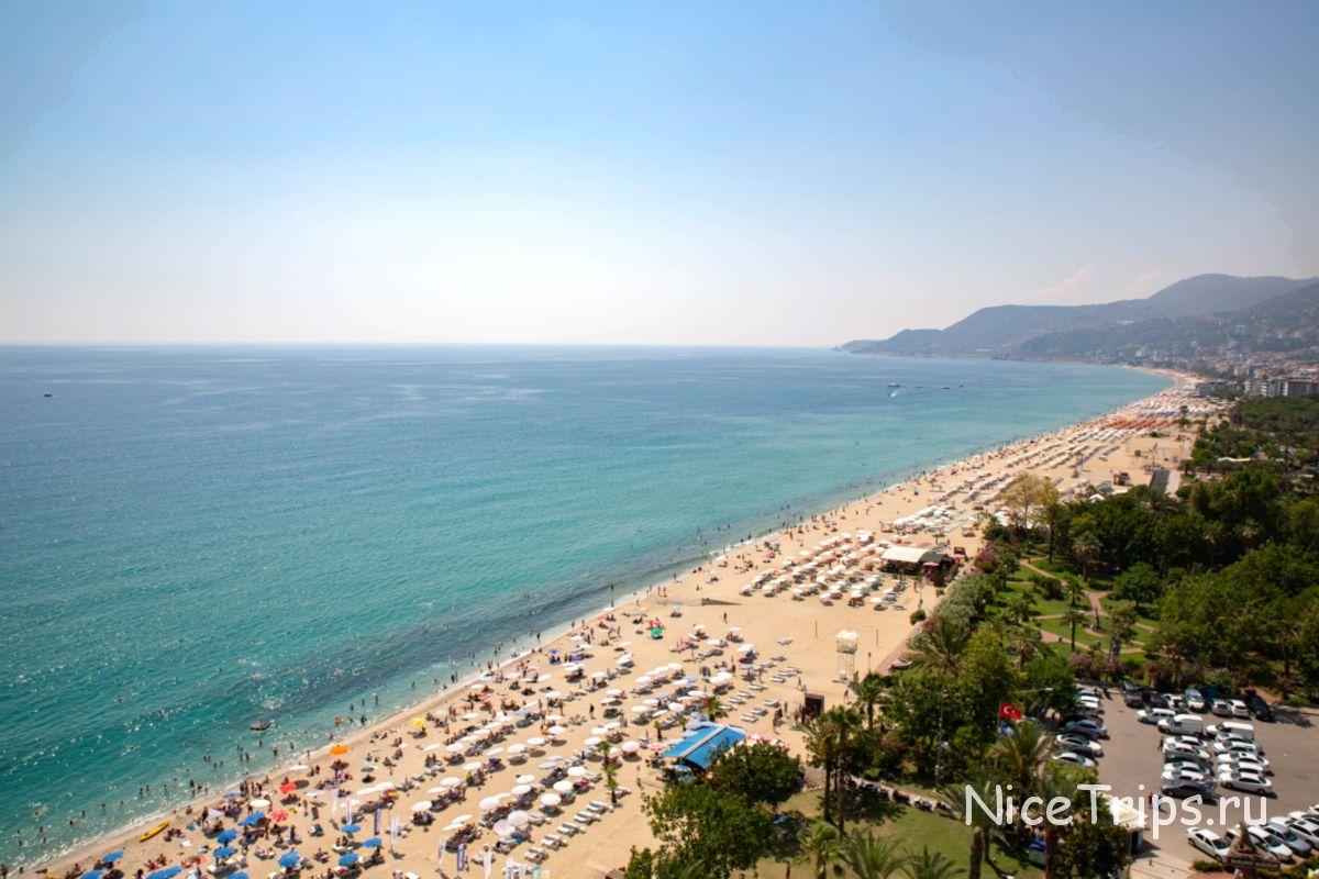 Пляж Клеопатра