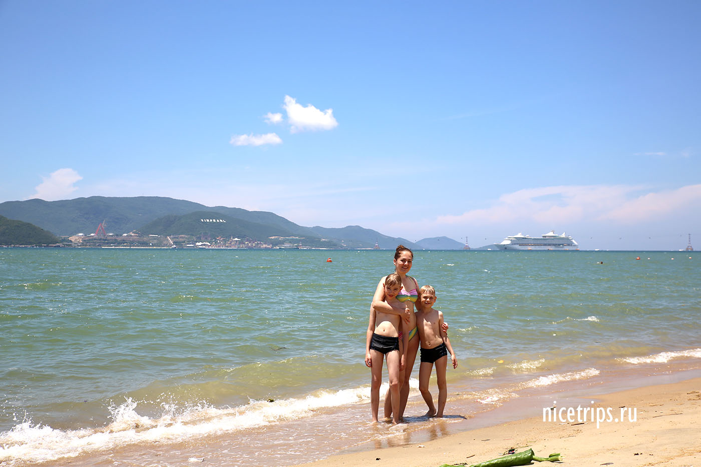 Вьетнамский пляж