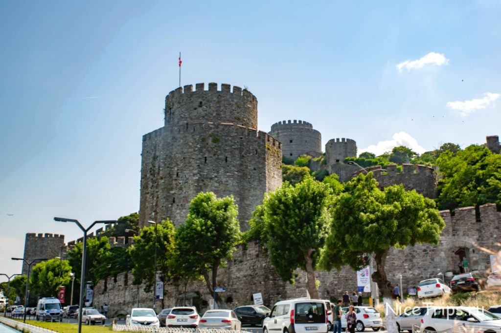 Крепость Румелихисари