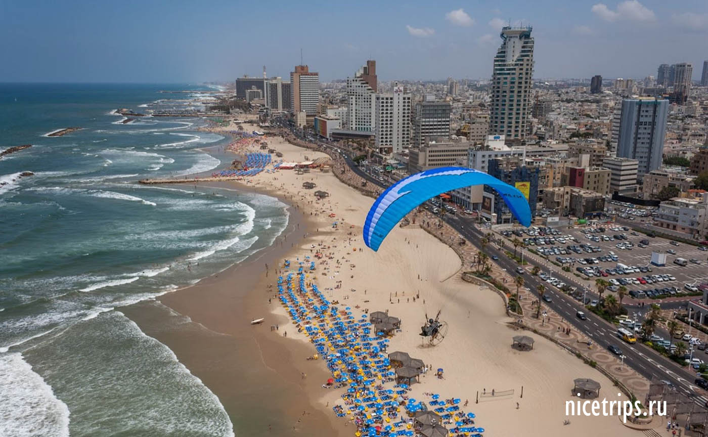 Пляж Израиль
