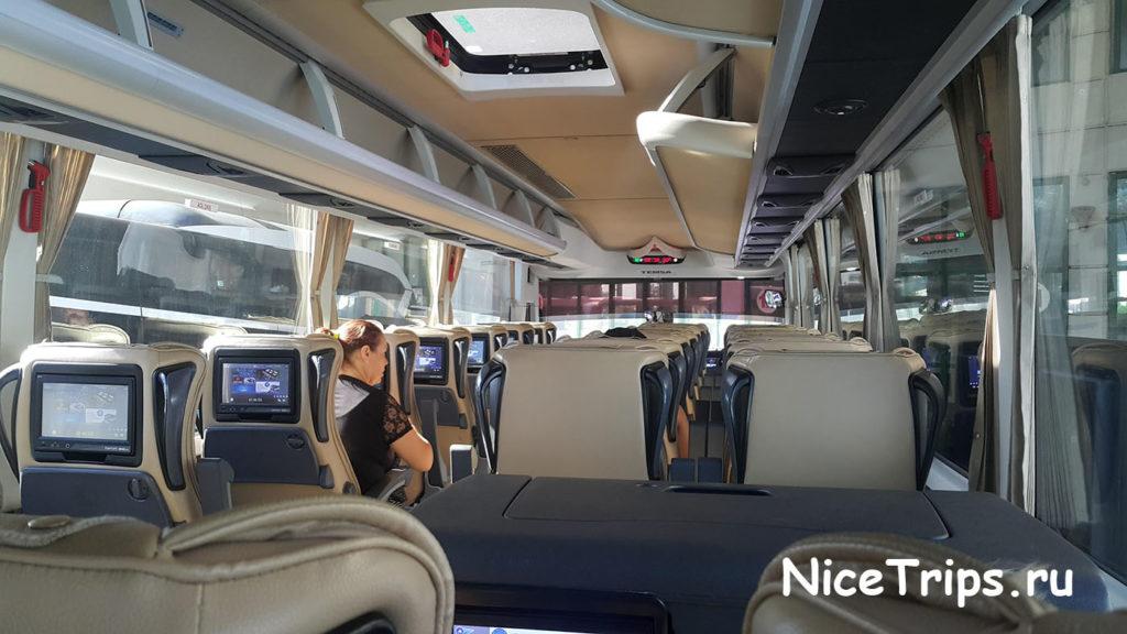 автобус KamilKoc