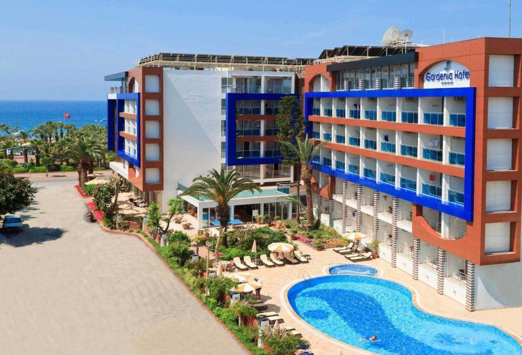 Отель в Турции Алания