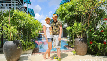 Отзыв о проживании в отеле The Florist Resort на Самуи
