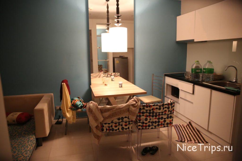 апартаменты в Атлантис Кондо