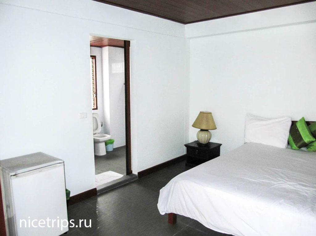 комната в отеле Florist Resort